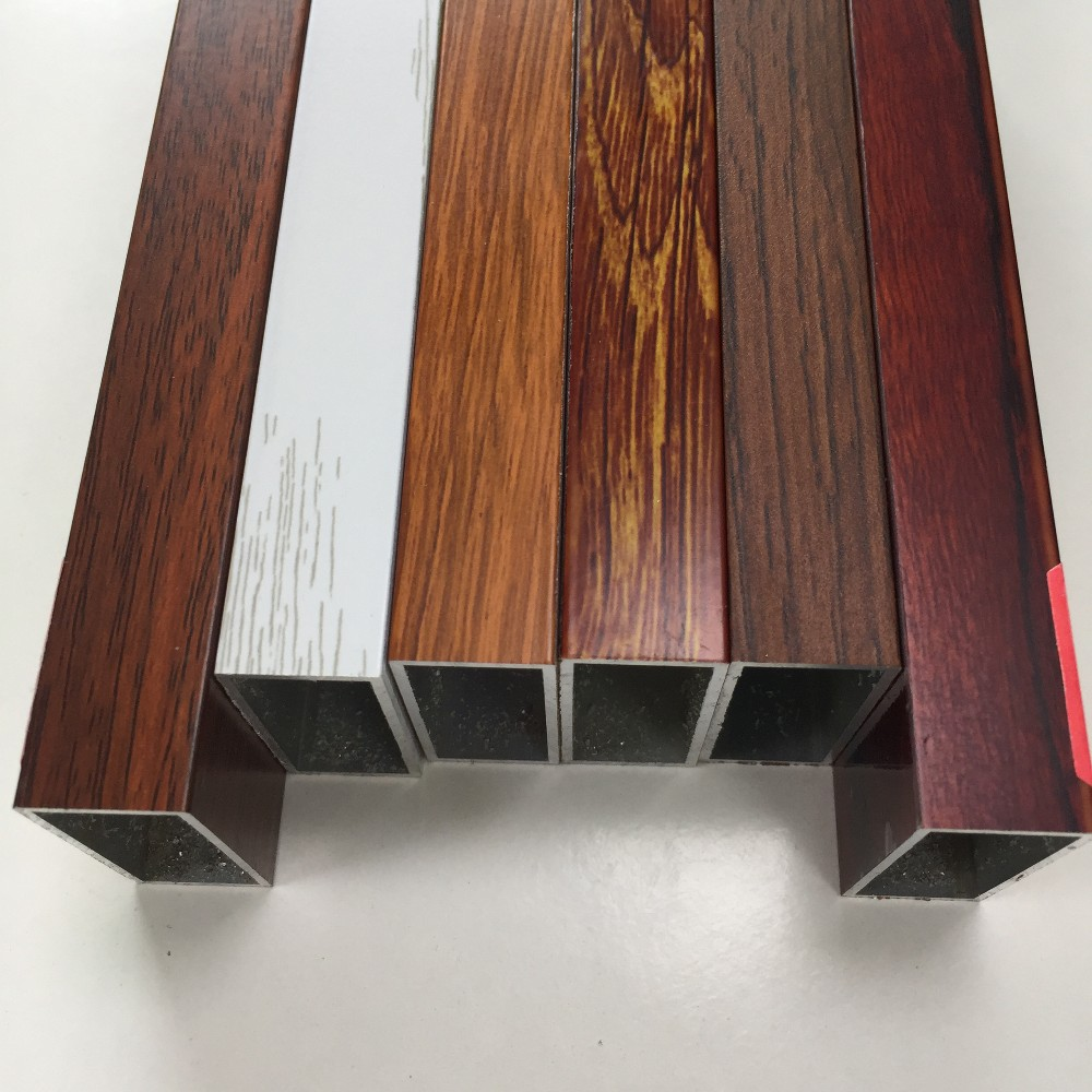 Image result for wood finish aluminum
