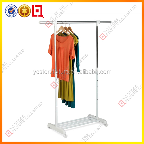 clothes hanging stand for shop