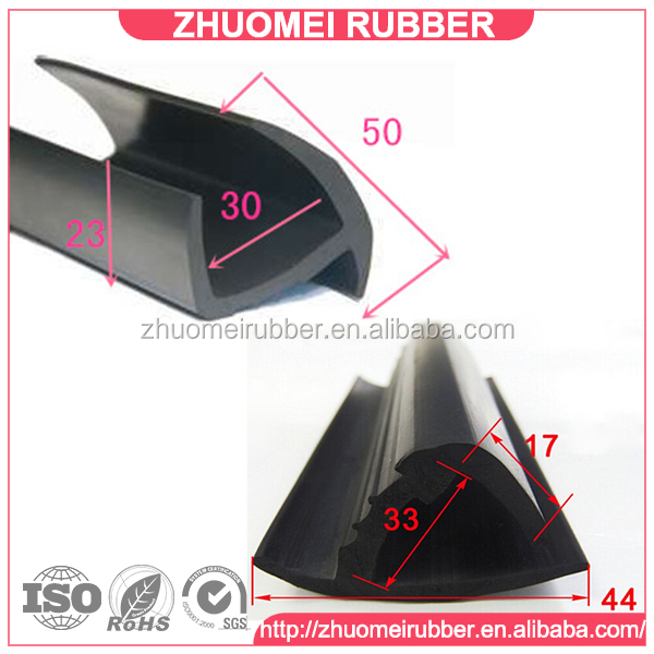 Cargo Sealing Rubber Container Gasket