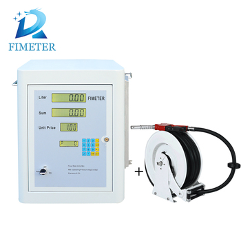 AH2  12/24v mini gasoline fuel dispenser for oil truck tank mounted