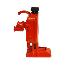 Simplex cast iron Steel Mechanical Ratchet railroad Jack, 5 Ton Capacity mechanical lifting jacks with fair price
