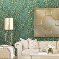 DL104 decorative wallpaper for house hotels