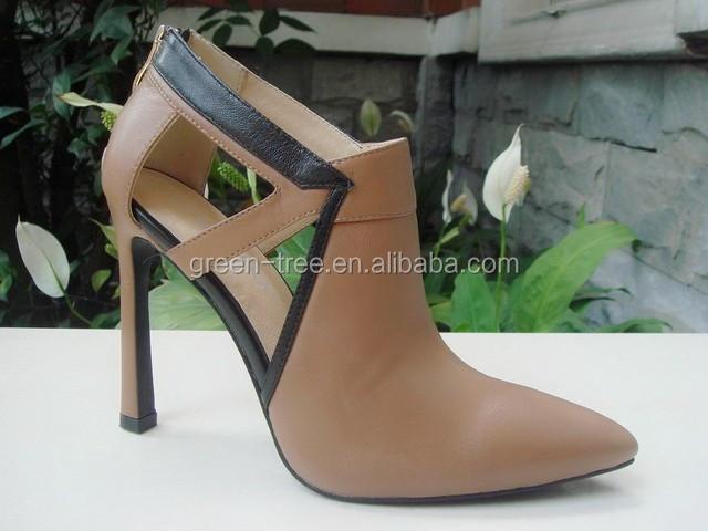 2e5a59d63f2ef سيتي الاتجاهات أحدث تصميم أحذية عالية الكعب للنساء-أحذية ملابس ...