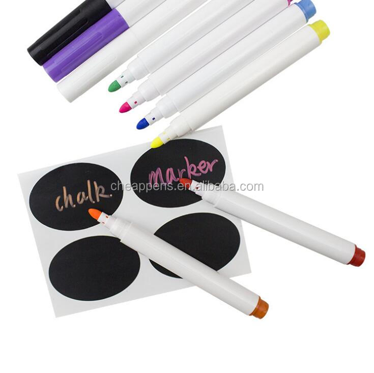 chalk window Marker for LED board writing