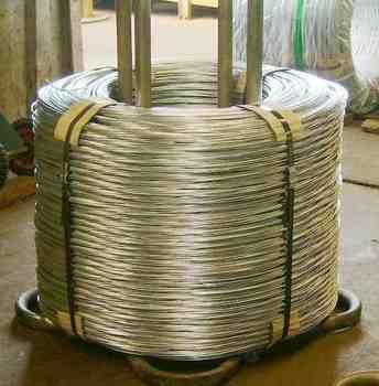 Galvanized Steel Wire 4 77mm for ACSR Steel Core, View Galvanized