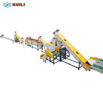 plastic recycling equipment and small plastic recycling machine for sale or taiwan plastic waste recycling machine
