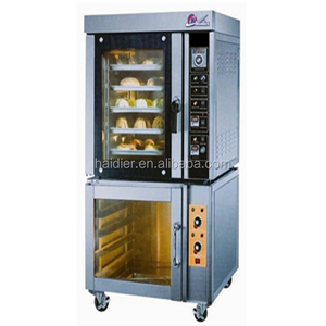 Automatic Electric Convection Oven Chicken Rotisserie Oven
