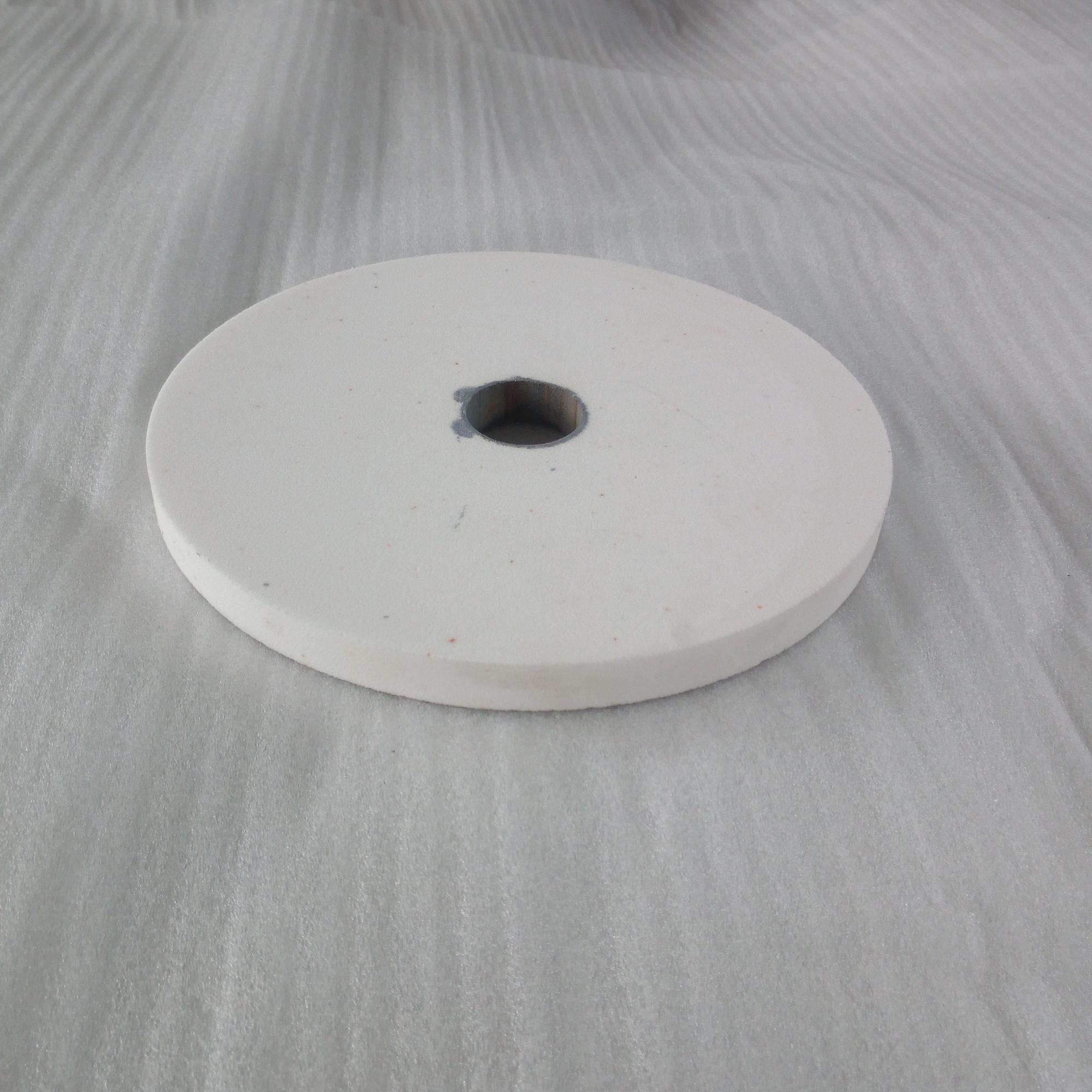 150mm x 20mm White Medium General Purpose Grinding Wheel
