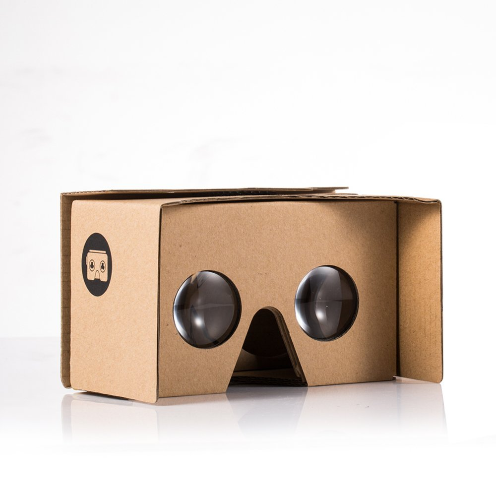 Vr cardboard 45mm focal length virtual reality headset with free vr cardboard 45mm focal length virtual reality headset with free nfc tag headstrap brown buy cardboard vr headset product on alibaba publicscrutiny Image collections