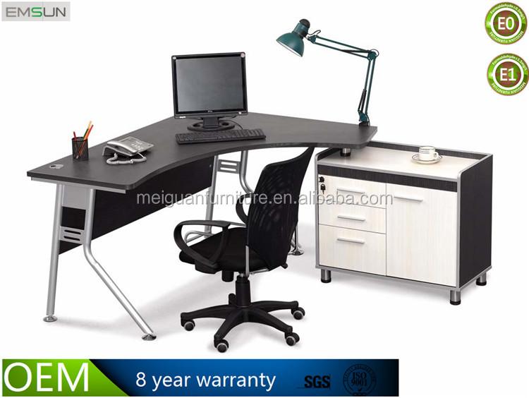 Venta al por mayor melamina escritorio ejecutivo compre online los ...