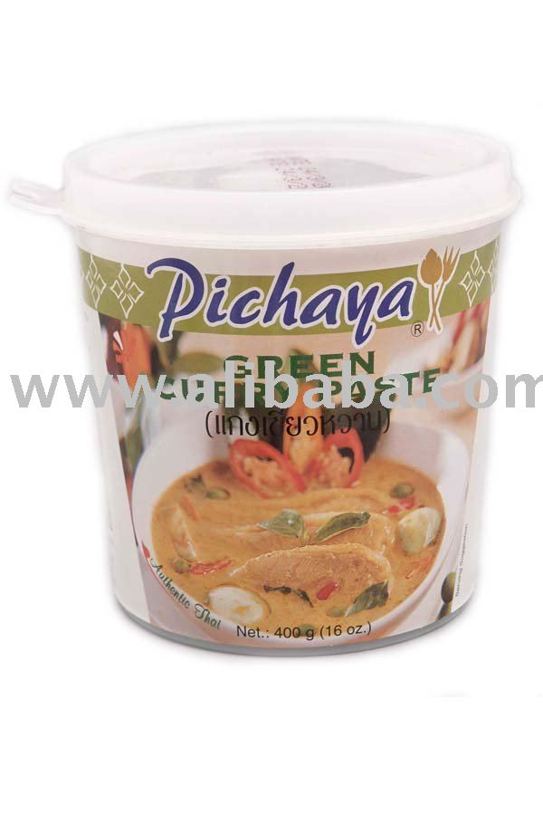 Pichaya Curry and Pastes
