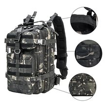 Military Tactical Assault Zaino Trekking Sacchetto <span class=keywords><strong>di</strong></span> Estremo Water Resistant Molle Bug Out Bag per il <span class=keywords><strong>Viaggio</strong></span>