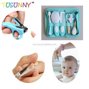 New Baby Nursery Health Care Grooming Kit Infant Beauty Care Kit
