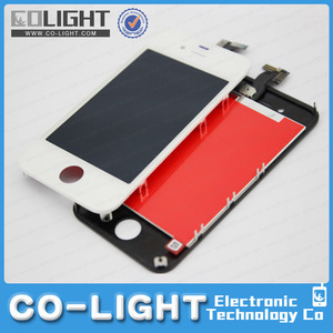 for iphone 4s wholesale lcd screen replacement 100% original LCD for Iphone 4s