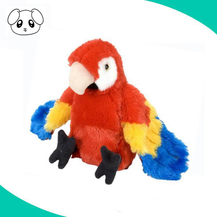 Imported From Abroad Talking Parrot Imitates And Repeats What You Say Kids Gift Funny Toy Toys & Hobbies Electronic Toys
