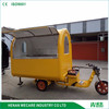 Outdoor Mobile coffee cart/food concession trailer with wheels