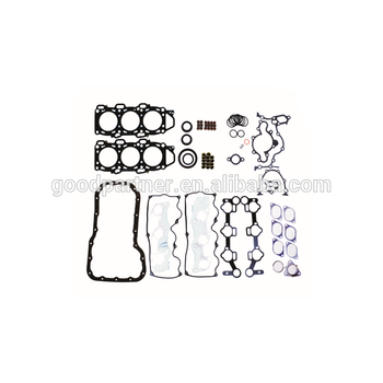 Overhaul Gasket Kit Engine For Mazda Mpv 3 0l V6 18v 8dl2 10 271