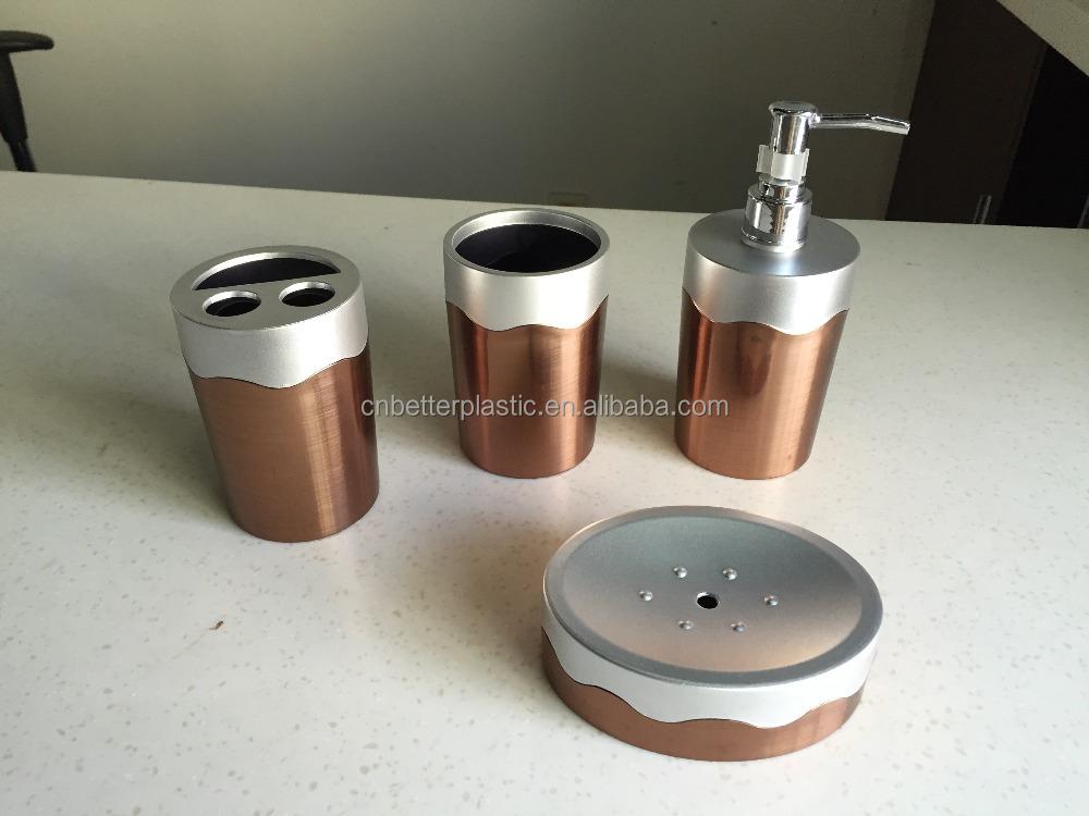 Houten badkameraccessoires for Groothandel interieur accessoires