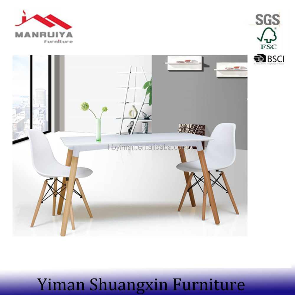 2017 New Design dinning table and chairs set