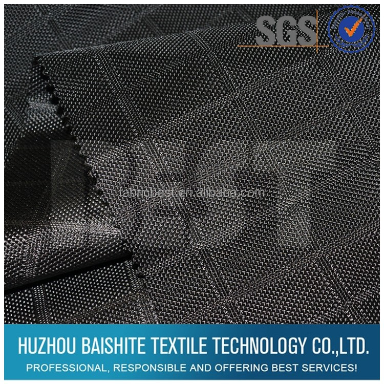 High color fastness polyester oxford fabric d600 for bag material