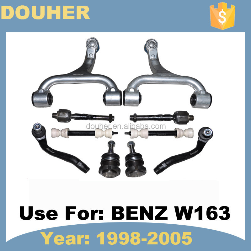 Auto steering system auto spare parts Control Arm kit For BENZ W163