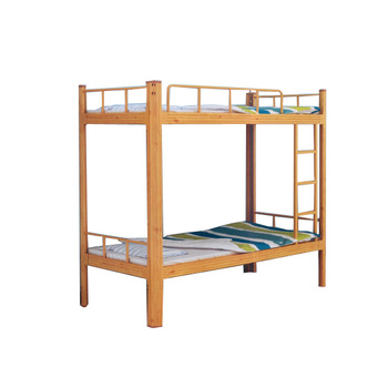 High Quality And Low Prices Steel Pipe Bunk Bed For Dormitory Metal