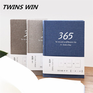 hot new products 2018 very cheap stationery supplies import chinese private label Eco friendly recycled kraft paper notebooks
