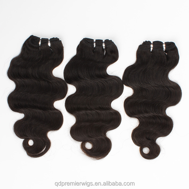 brazilian human hair elastic wet and wavy weave