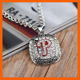 LT JEWELRY REPLICA MLB PHILADELPHIA PHILLIES NECKLACE CHAMPIONSHIP NECKLACE FOR FANS