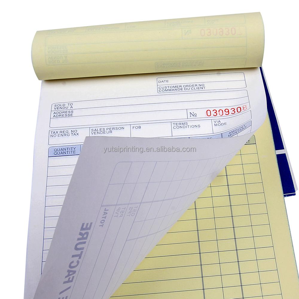 cash receipts books
