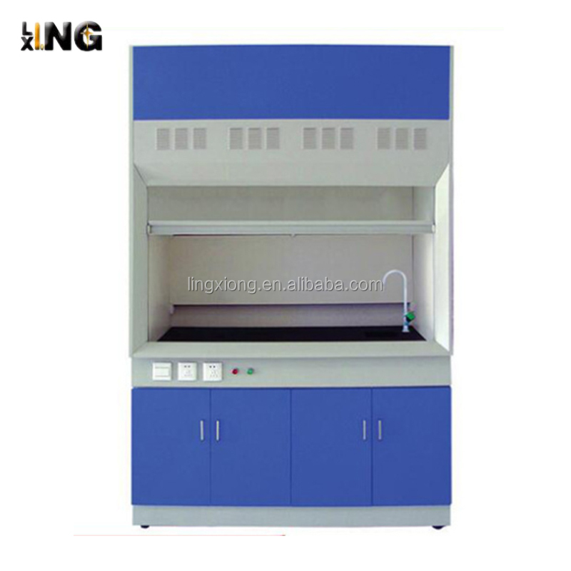 LFHS002 chemical laboratory fume cupboard