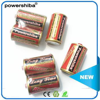 Zinc Mercury Battery R20 Um-1 D Size R20 Made In China Zinc Msds ...