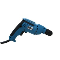 HOLE 09-10 500w blue and black 10mm popular mini portable electric hand drill machine
