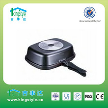 Fast-cooking Induction Ceramic Coating Deep Frying Pan