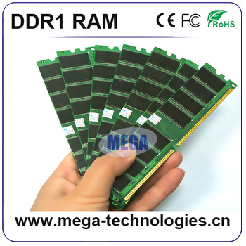 Memory ram ddr 1 g 400 mhz for desktop