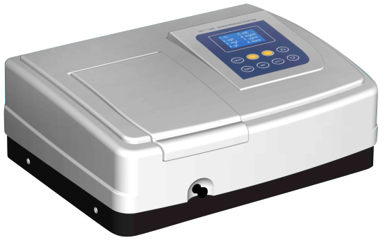 UV-1100 uv vis spectroscopy spectrophotometer