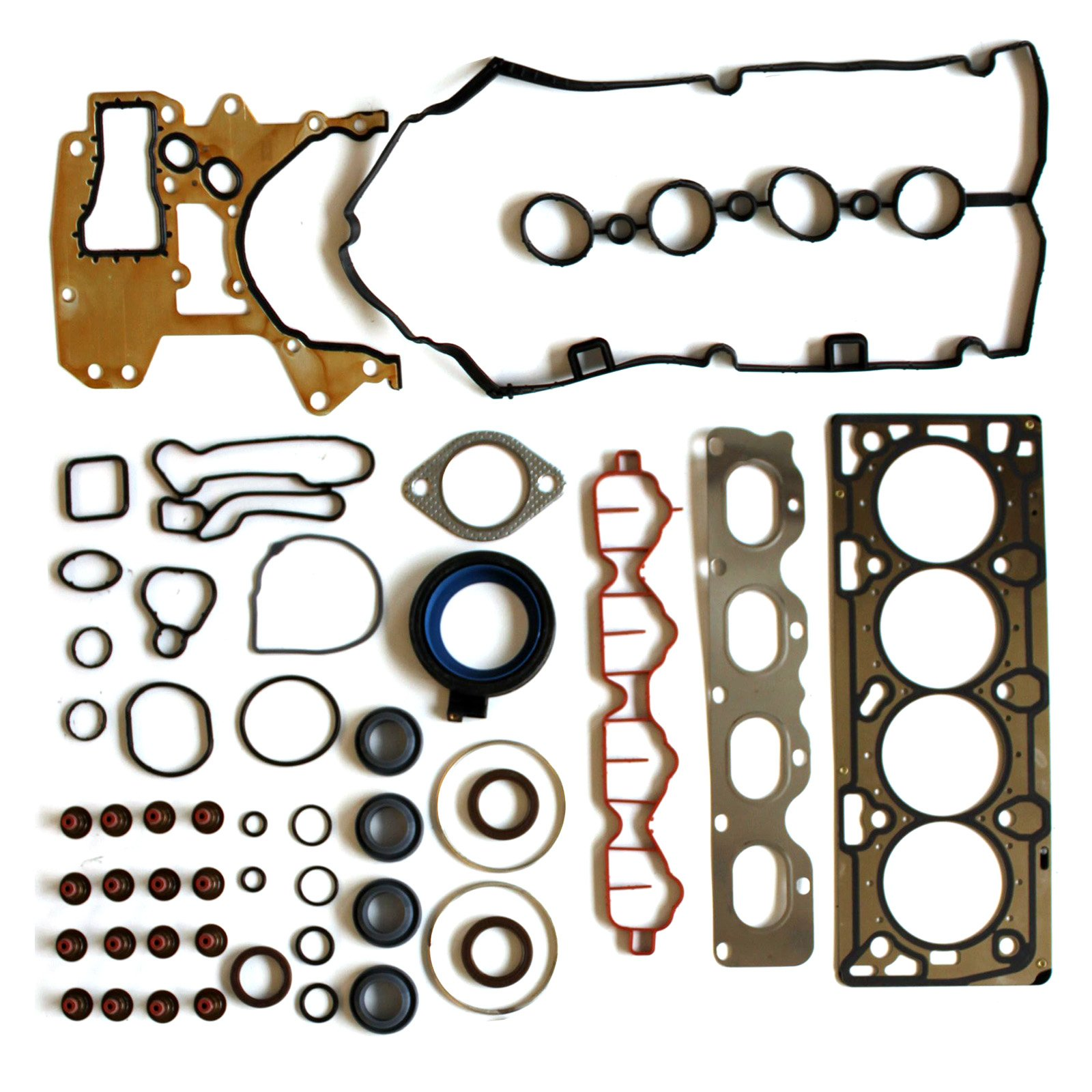 Cheap Pontiac 3 4 Engine Find Deals On Line At Fiero Oil Pan Get Quotations Eccpp Head Gasket Set For 2 Lxv Vin E 2009 2011 Chevrolet Aveo Aveo5