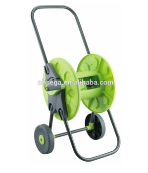 Portable Plastic Hose Reel with Wheel Light weight Auto roll-up garden hose cart  sc 1 st  Alibaba & Portable Plastic Hose Reel With WheelLight Weight Auto Roll-up ...