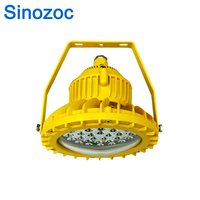 Sinozoc Atex approved led explosion proof light anti explosion 5 years warranty IP67