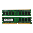 very cheap desktop original chips ddr2 533 667 800 mhz 4gb memory ram