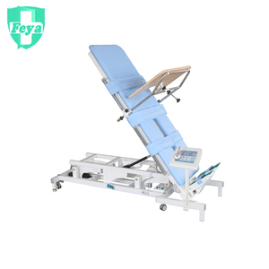 FY-XYQ-6 Best Selling Computer Controlled Tilt Table Physiotherapy Treatment Bed Tilt Table