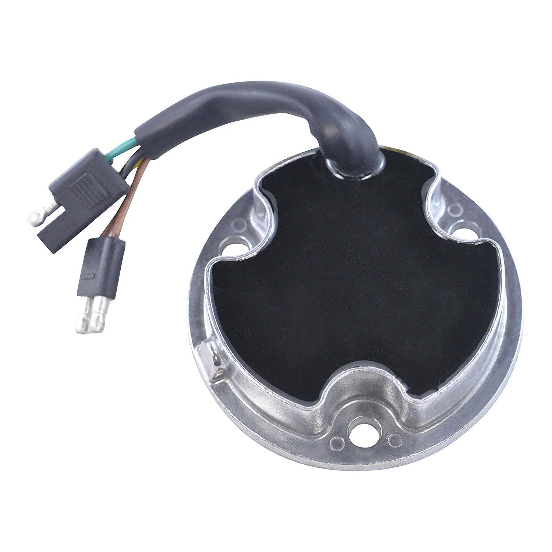 Voltage Regulator Rectifier for Polaris 700 900 Classic Fusion RMK EFI Carb L//C 2005 2006 OEM Repl.# 4010886 4012611