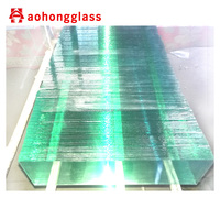 Toughened Glass Substrate for stairs and floor