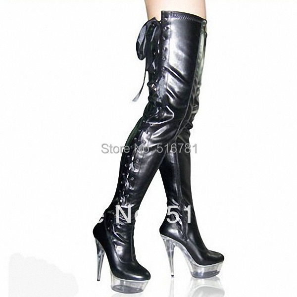 Thigh High Boots Fetish 79