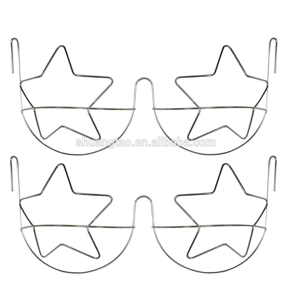 Professional production stainless steel wire bra frame for Samba ...