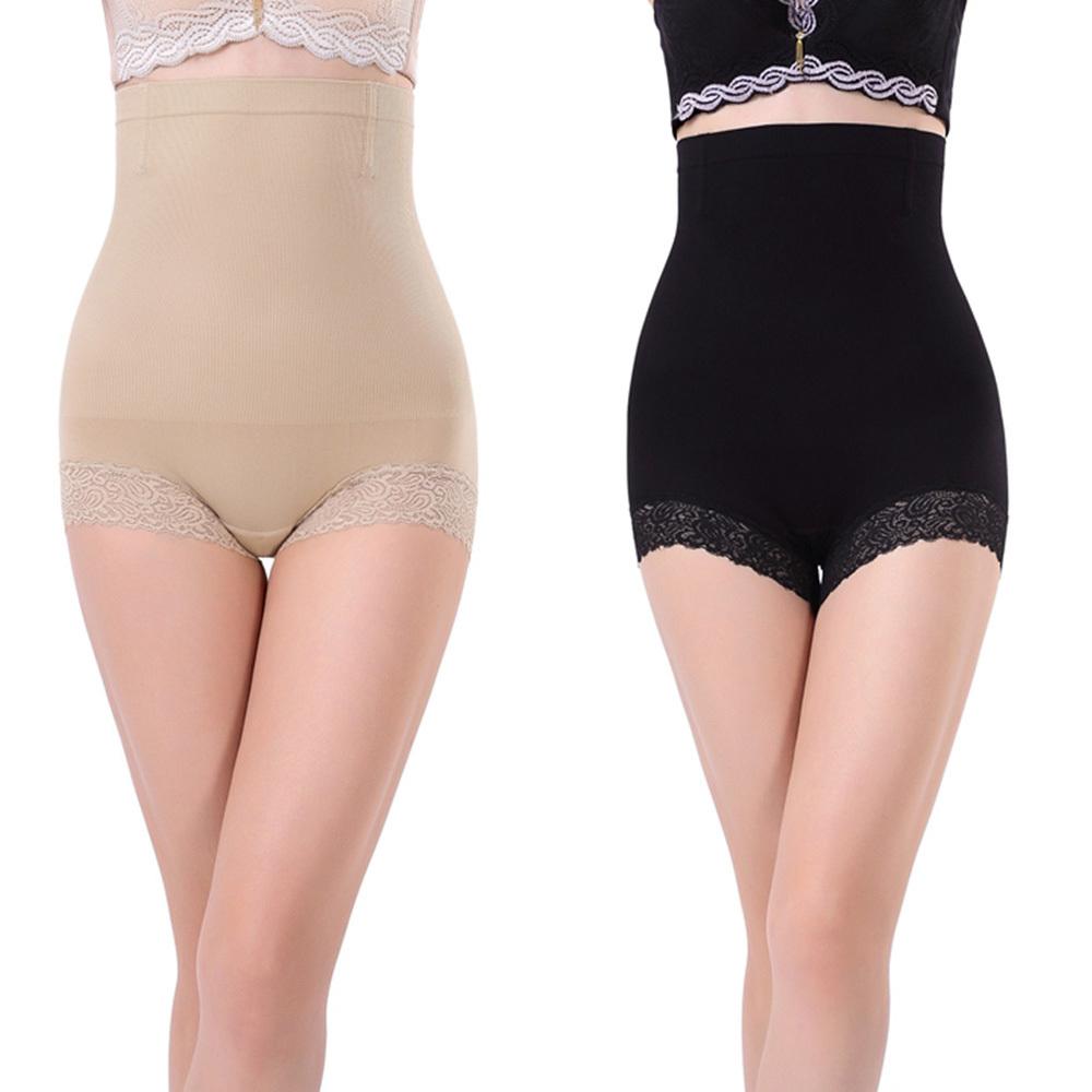 7a751f64b 2019 High Quality Women Body Shaper Seamless Brief High Waist Belly ...