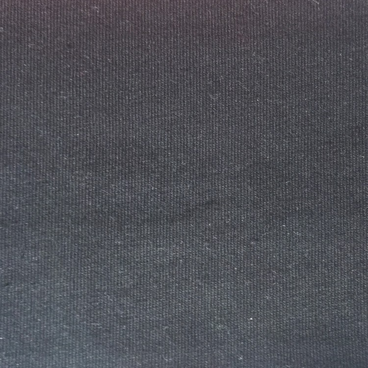 Wholesale 100% cotton plain fabric for tshirt and clothing