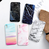 2019 New Arrivals Unique Designs TPU Marble Cell Phone Case For iPhone 7