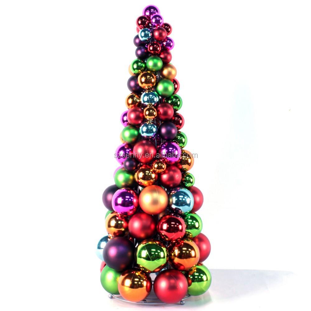 Rbol chucher a adornos de baya roja moderna adornos for Adornos para arbol de navidad 2016