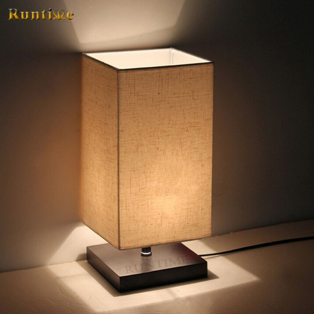 Buy cheap china table lamp shade price products find china table best price square fabric shade modern small wooden table lamp for home decor and hotel project mozeypictures Choice Image